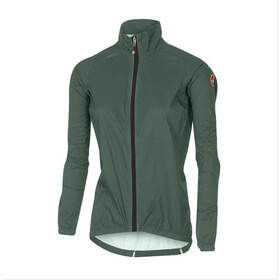 Castelli Emergency Jacket Women forest grey